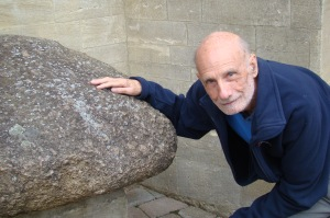 Michael Winterbottom examines the famous Filey Erratic
